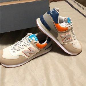 New Balance 10.5 men's shoes